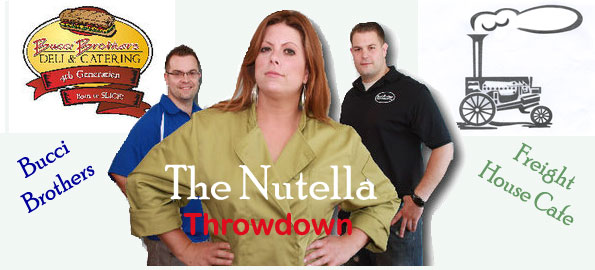 Nutella Throwdown