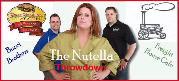 nutella throwdown