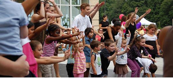 2008 Kids Day at PHC