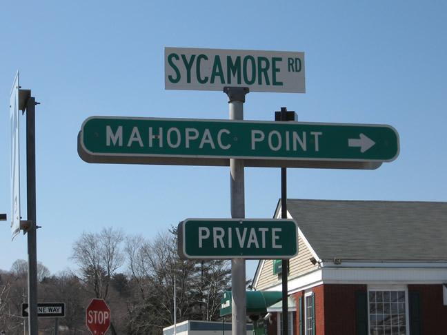 Mahopac Point