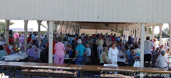 Putnam County Senior Day