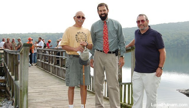 White Pond Dedication 2008